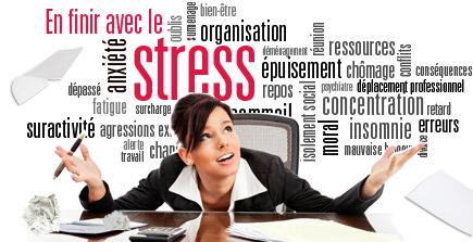Trop de stress ?